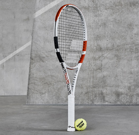 New tennis rackets