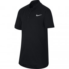 Polo Nike Advantage Junior Noir 2018