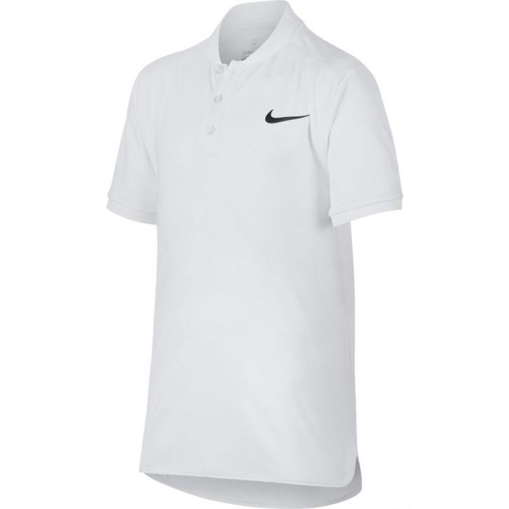 Polo Nike Advantage Junior Blanc 2018