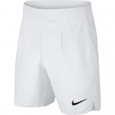 Short Nike Junior Nikecourt Ace Blanc 2018