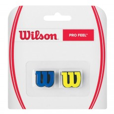 Wilson Pro Feel Dampener Blue Yellow