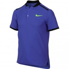 Polo Nike Advantage Junior Bleu