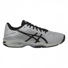 Chaussure Asics Gel Solution Speed 3 Gris SS18