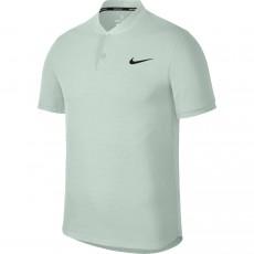 Polo Nike Advantage Vert Barely Grey Été 2018