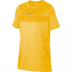 T Shirt Nike Junior Rafa Orange Eté 2018