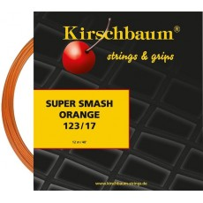 Kirschbaum SuperSmash Orange 12m