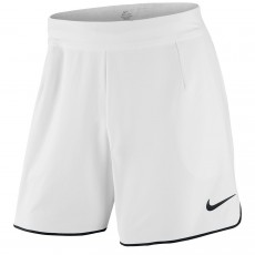 "Short Nike Flex Ace 7"" Blanc"