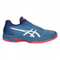 Chaussure Asics Gel Solution Speed FF Bleu FW18