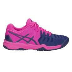 Asics Gel Resolution 7 GS Pink Purple FW18