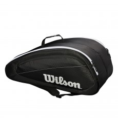 Wilson Federer Team 12 Pack Tennis Bag 2018