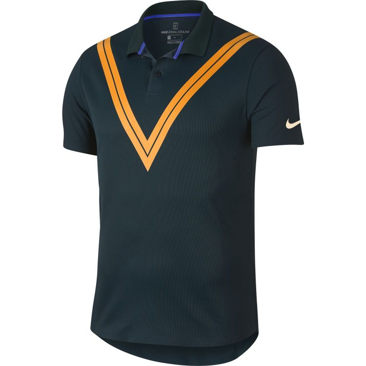 Polo Nike Zonal Cooling RF Federer US Open 2018 - Night Session