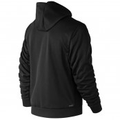 New Balance CoreFleece Hoddie Graphic Black