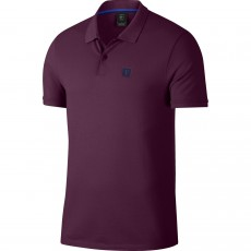 Polo Nike RF Roger Federer Essentials Bordeaux 2018