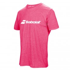 T Shirt Babolat Rose Junior