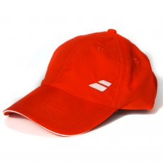 Casquette Babolat Junior Basic Logo Rouge