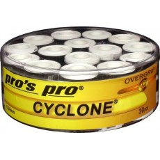 Surgrips Pro's Pro Cyclone x 30 Blanc