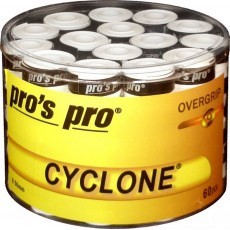 Surgrips Pro's Pro Cyclone x 60 Blanc
