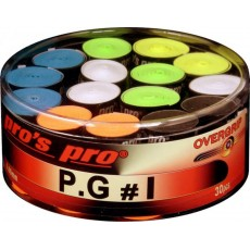 Pro's Pro Overgrip PG1 x 30 Mixed