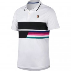 Polo Nike Advantage White Australian Open 2019