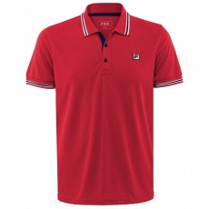 Polo Fila Piro Red