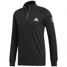 Adidas Club Midlayer Top Black