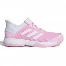 Chaussure Adidas Adizero Club Junior Rose Printemps 2019