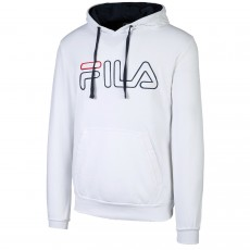 Sweater Hoodie Fila Willliam White