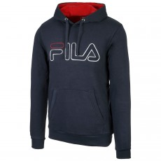 Sweater Hoodie Fila Willliam Blue