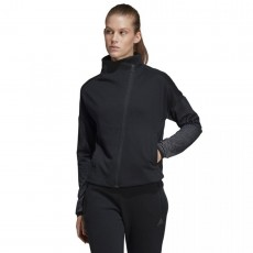Adidas Woman Black HTR S Jacket