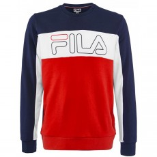Sweat Fila Randy Blue Red 2019