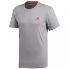 on sale 2c975 77041 T Shirt Adidas Escouade Gris Printemps   Été 2019