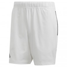 "Short Adidas Escouade 7"" Blanc Printemps / Été 2019"