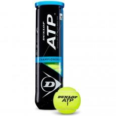 Balles Dunlop ATP Championship x4