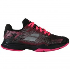 Babolat Jet Mach II All Court Black/Pink Woman