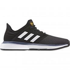 Adidas Solecourt XJ Junior Black Spring 2019