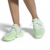 Adidas SoleMatch Bounce W White Glow Green