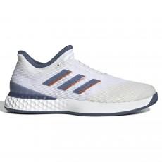 Chaussure Adidas Adizero Ubersonic 3 Blanc Été 2019