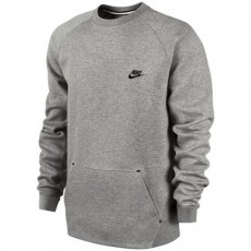 Sweat Nike Gris Chiné