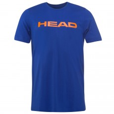 T Shirt Head Junior Ivan Bleu / Orange