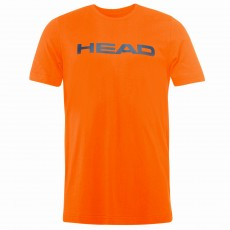 T Shirt Head Junior Ivan Orange / Bleu Navy