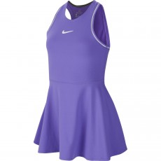 Nike Junior Nikecourt Dri-Fit Psychic Purple Dress