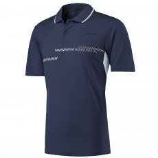 Polo Head Junior Club Technical Garçon Bleu Navy