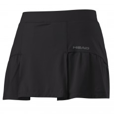 Head Club Basic Black Skort
