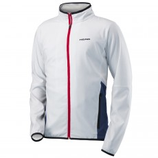 Head Junior Club White Jacket