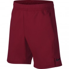 Short Nike Junior Nikecourt Dri Fit Crimson 2019
