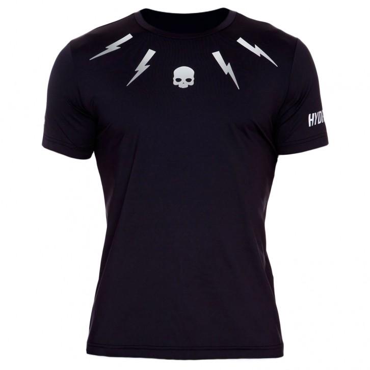 T Shirt Hydrogen Tech Storm Black