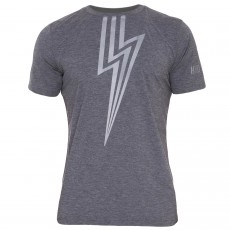 T Shirt Hydrogen Tech Flash Anthracite