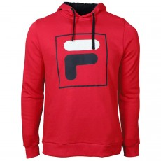 Sweater Hoodie Fila Harry Red