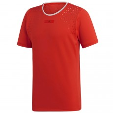 T Shirt Adidas Stella Mac Cartney Red