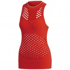 Adidas Stella Mac Cartney Red Wimbledon Tank